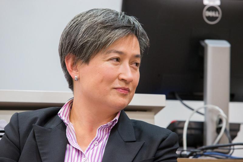 Senator Penny Wong (Image: Crawford Forum via flickr CC BY 2.0 )