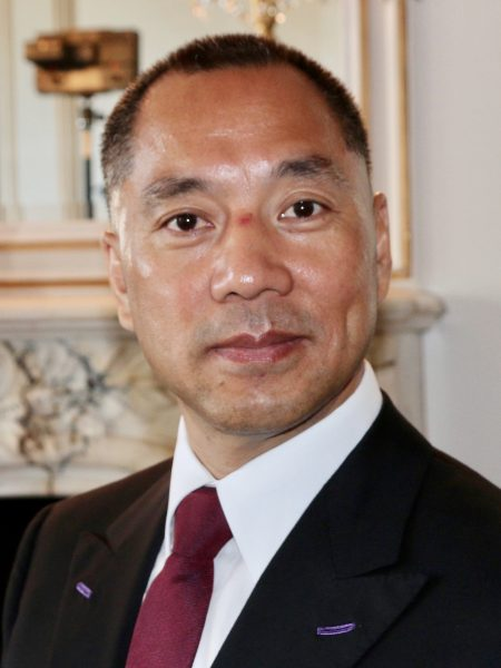 Guo Wengui in April 2017. (Image: wikimedia / CC0 1.0)