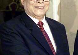 Jiang Zemin in June 2002. (Image: ASDFGH via wikimedia CC BY 4.0)