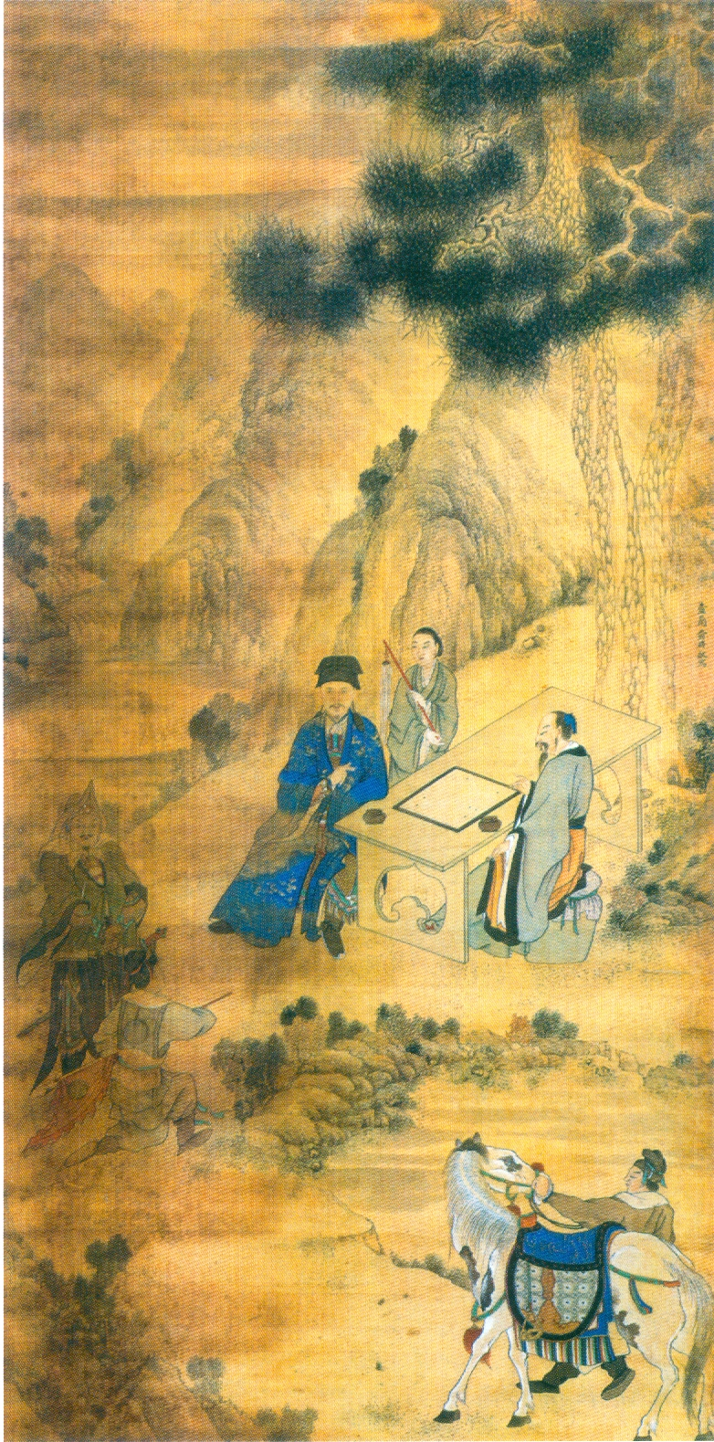 Portrait of Zheng Chenggong (Image: wikimedia / CC0 1.0)