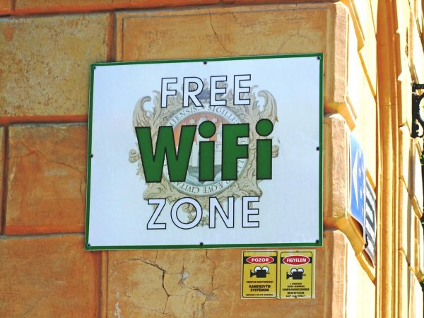 Public WiFi is convenient but users may be targeted with malicious ads or even have their passwords and personal info stolen. (Image via pixabay / CC0 1.0)