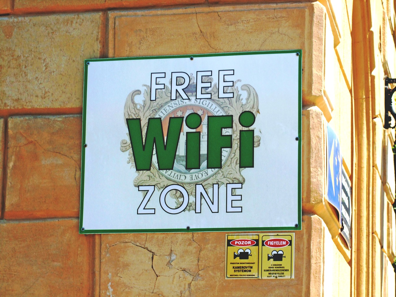 Wi-fi was invented in 1992 by an Australian radio-astronomer, John O' Sullivan. (Image via pixabay / CC0 1.0)