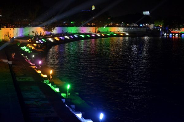 Gujarat, especially Ahmedabad, is one of the safest cities in India and you can go about, on your own too, at any time of the day or night. (Image:MaharghviawikimediaCC BY-SA 3.0)