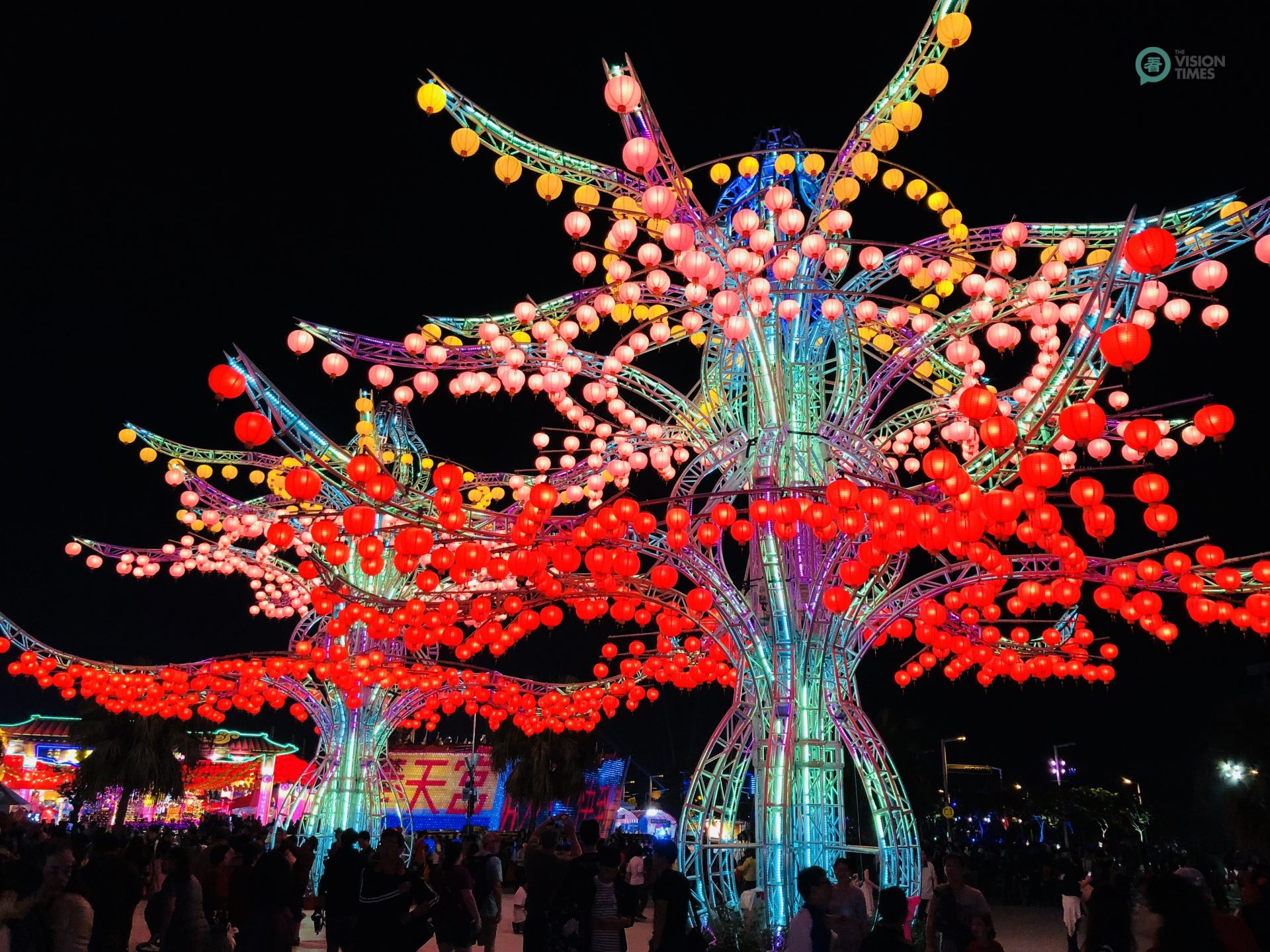 Tree of Life shows the richness of life and the world's prosperity. (Image: Billy Shyu / Vision Times)