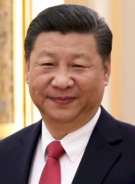 Xi Jinping can hold office indefinitely. (Image: wikimedia / CC0 1.0)