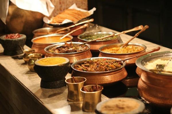A traditional Gujarati meal. (Image:pixabay/CC0 1.0)