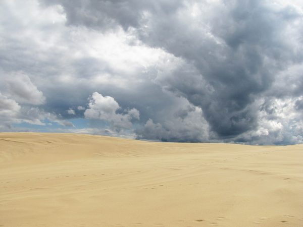 Port Stephens is also home to the longest moving sand dune system in the Southern Hemisphere. (Image: pixabay / CC0 1.0)