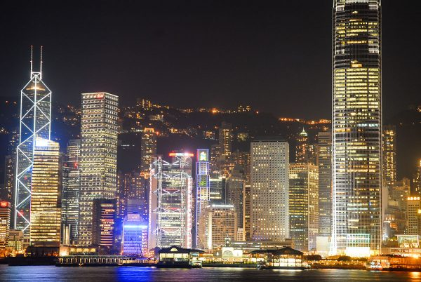 Hong Kong's Finance Secretary has expressed serious concern over the possible trade war fearing that about one in five Hong Kong jobs could be affected. (Image: Mstyslav Chernov via flickr CC BY-SA 3.0)
