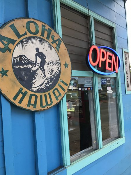 Hale'iwa is an historical town on the North Shore offering to its visitors a unique vintage atmosphere. (Photo: Courtesy of Laura Cozzolino)