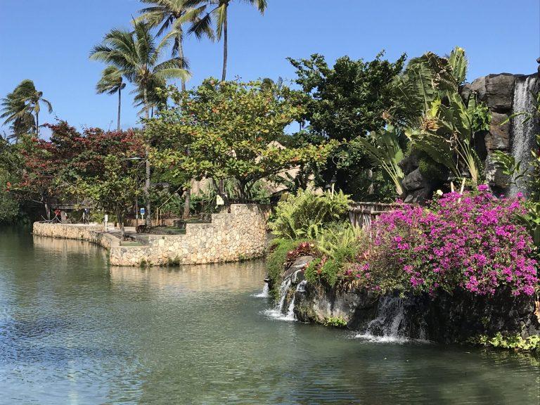 Polynesian Cultural Center (Photo: Courtesy of Laura Cozzolino)