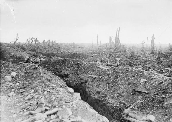 World War I began between Germany and England with Belgium very much involved. (Image: flicker / CC0 1.0)
