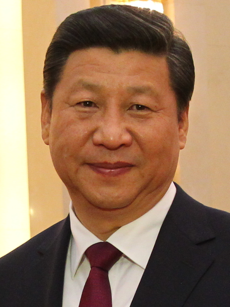 Just like Putin, President Xi Jinping has started his indefinite reign by announcing the supremacy of the Chinese State and that China will be the next superpower by 2050.(Image:  Antilong  via  wikimedia  CC BY-SA 3.0)