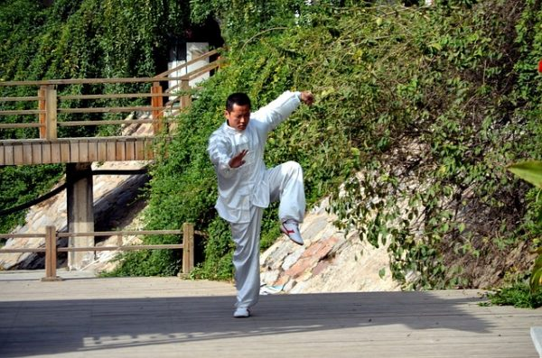 Even though Rengui was a commoner of humble origins, he had superb martial arts skills, a gentlemanly manner and was kind. (Image: via pixabay / CC0 1.0)