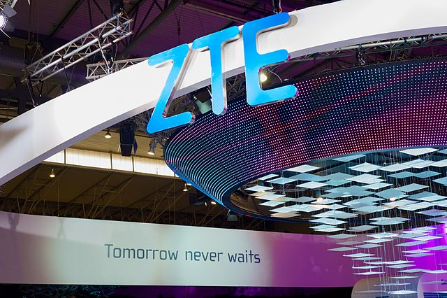 One of China's biggest corporations, ZTE, is now embroiled in what is essentially the biggest embarrassment for a Chinese business operating in the United States. (Image: Kārlis Dambrāns via flickr CC BY 2.0 )