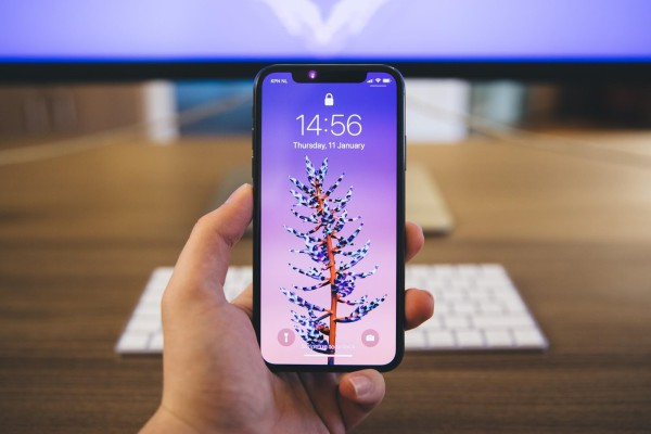 The iPhone X was released last year to much fanfare, as is common to all iPhones. (Image: pexels / CC0 1.0)