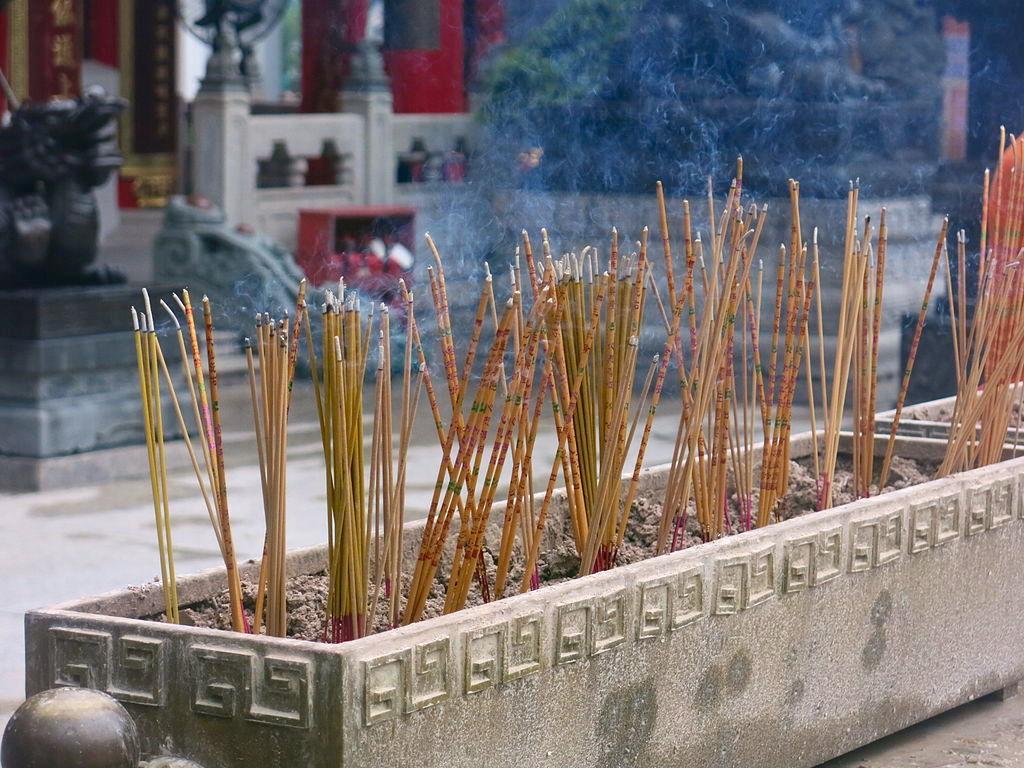 (Image credit: By Filip Maljković from Pancevo, Serbia (Burning incense) [CC BY-SA 2.0], via Wikimedia Commons)