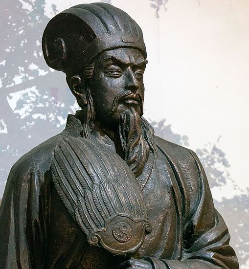 Zhuge Liang was an extraordinary strategist who could see beyond a woman's homely appearance and married her for her virtues. (Image: By Morio [CC BY-SA 4.0], from Wikimedia Commons)