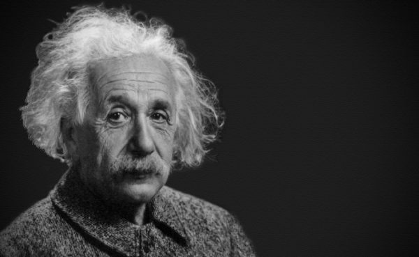 When Albert Einstein was led to solving for cosmology and applied his new ideas of general relativity to the larger universe in 1917, it surprisingly predicted that the universe had to be in dynamic motion.(Image: via pixabay / CC0 1.0)