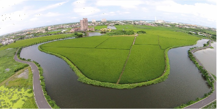 Yilan 52-jia Wetland is a National Class Wetland( in northern Taiwan. (Image: Provided by Wu Jie Township Government)