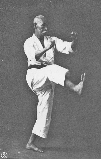 Chōmo Hanashiro (1869-1945) was an Okinawan martial arts master who is notable for aiding in the evolution of Shōrin-ryū karate. (Image: wikimedia / CC0 1.0)