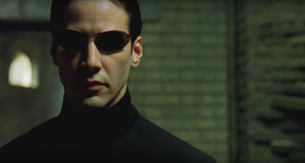 Kung fu soon became the major action style for many popular Hollywood blockbusters starring white actors, including films like Kill Bill and The Matrix trilogy. (Image: YouTube/Screenshot)