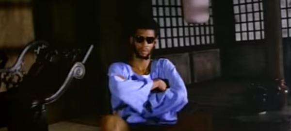 "Kareem Abdul-Jabbar in the Bruce Lee film ""The Game of Death"". (Image: YouTube/Screenshot)"