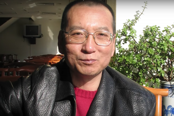 Liu Xia's husband Liu Xiaobo, a writer, human rights activist, and philosopher from Northeast China died of cancer on July 13, 2017, following years of persecution and imprisonment by the communist Chinese government. (Image: YouTube/Screenshot)