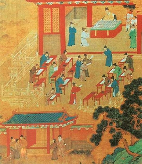 The Imperial Examinations of the Song Dynasty. (Image: The Epoch Times)