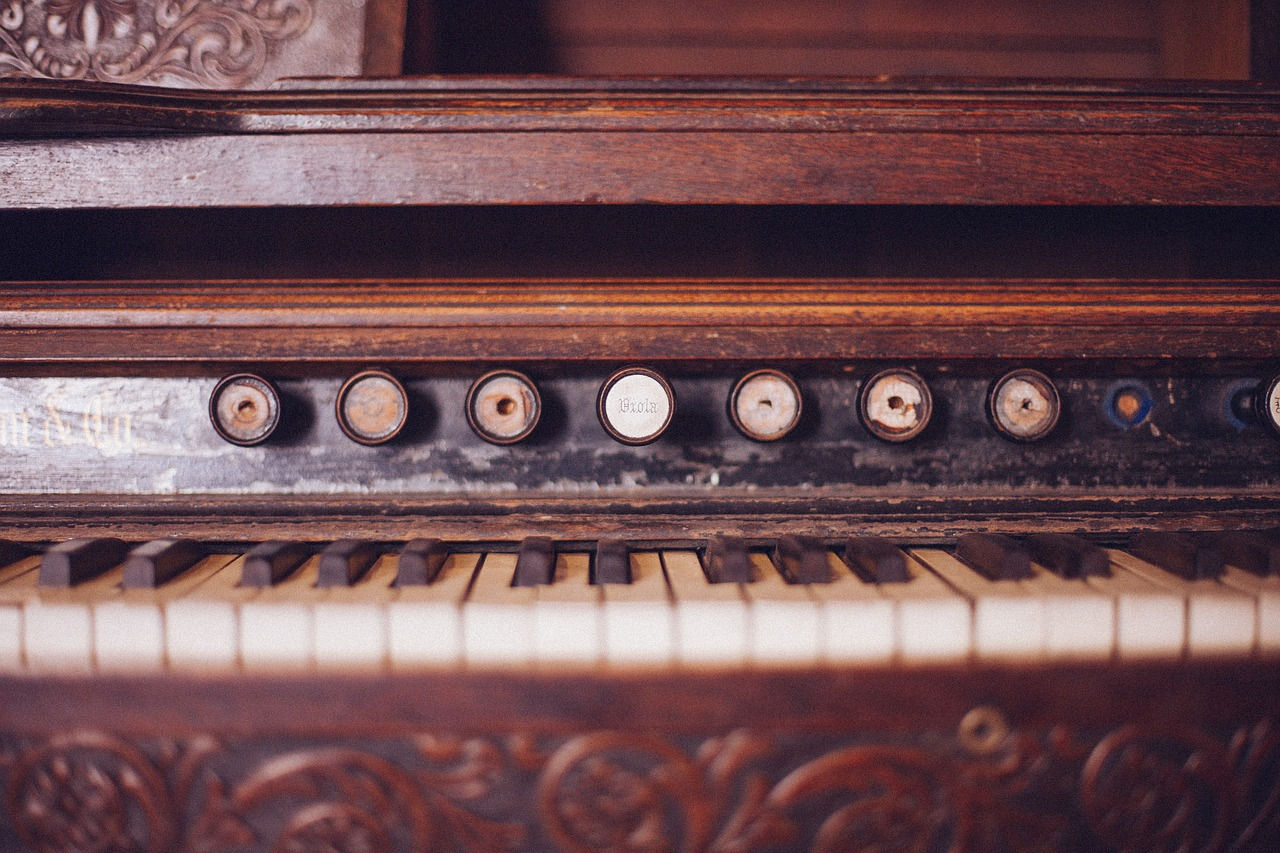 The works of Mozart, Haydn, and Beethoven still influence well-known composers of the present day. (Image via pixabay / CC0 1.0)