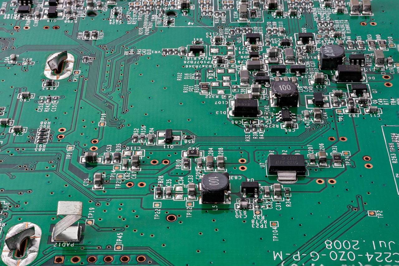 Part of the fear from the American side is also the possibility that they might actually end up becoming dependent on the Chinese for critical technologies like semiconductors. (Image: pixabay / CC0 1.0)