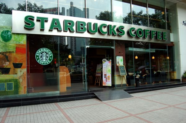 Starbucks has been operating in China for close to two decades. (Image: wikimedia / CC0 1.0)