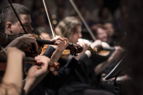 Classical music offers several benefits to its listeners. (Image via pixabay / CC0 1.0)