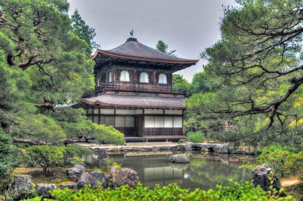 Kyoto has close to 2000 temples (Image via pixabay / CC0 1.0)