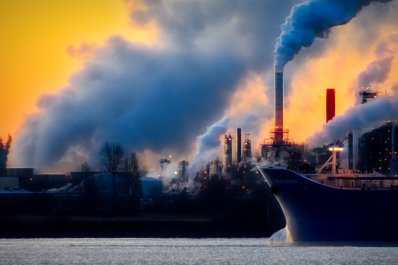Several scientists have hailed the newly developed technique as a big step towards the goal of managing CO2 in the atmosphere. (Image via pixabay / CC0 1.0)