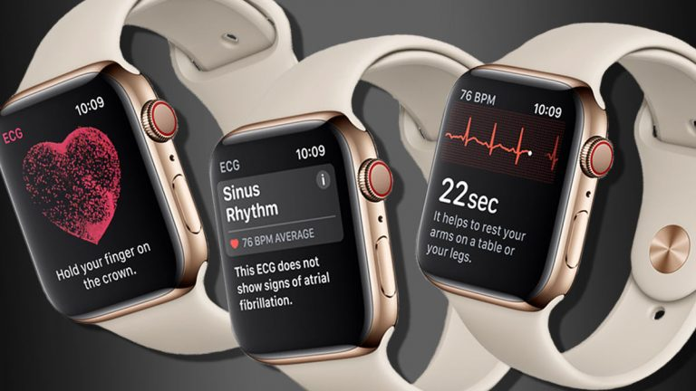 One can also consider wearable technology like smartwatches that have been made with incredibly minimal form factors. (Image: Apple)