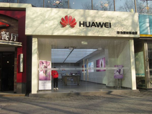 Chinese mobile phone manufacturer Huawei has been known to be involved in shady tactics when it comes to marketing its products. (Image: Another Believer via wikimedia CC BY-SA 4.0)