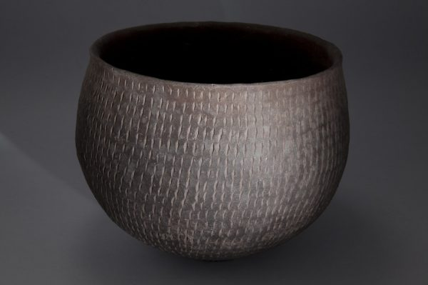 An example of an Early Neolithic Impressed Ware vessel. (Image: Sibenik City Museum)