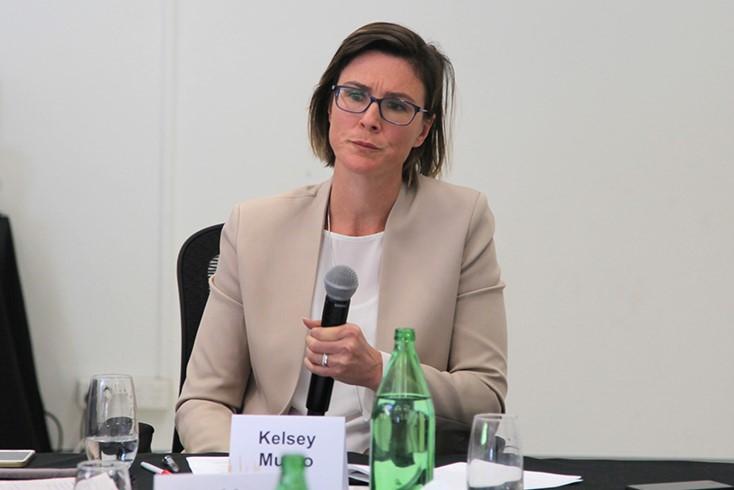 Kelsey Munro. (Vision China Times Australia)