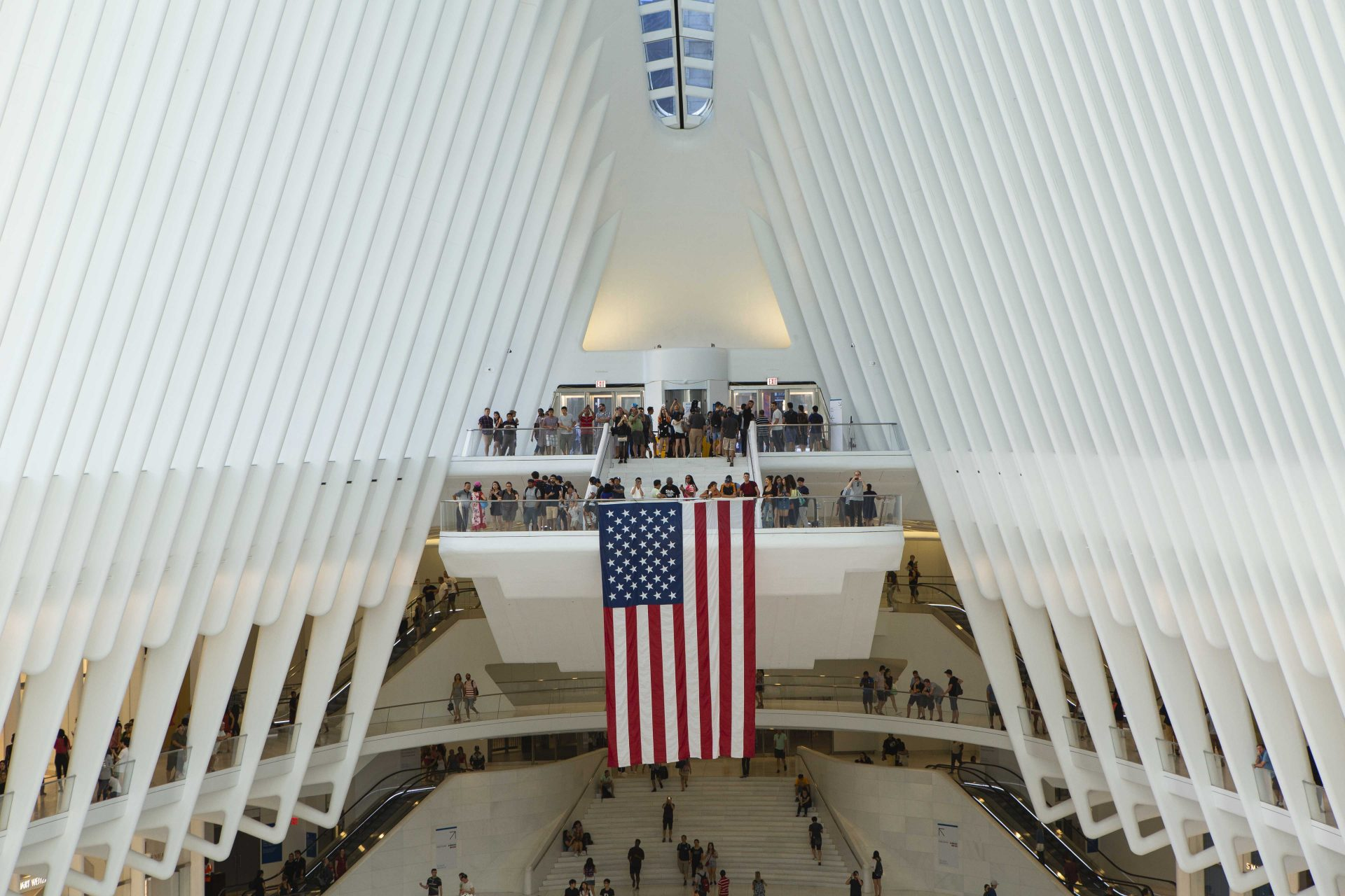 World Trade Center, NYC. (Image Credit: Hermann Rohr/ Vision Times)