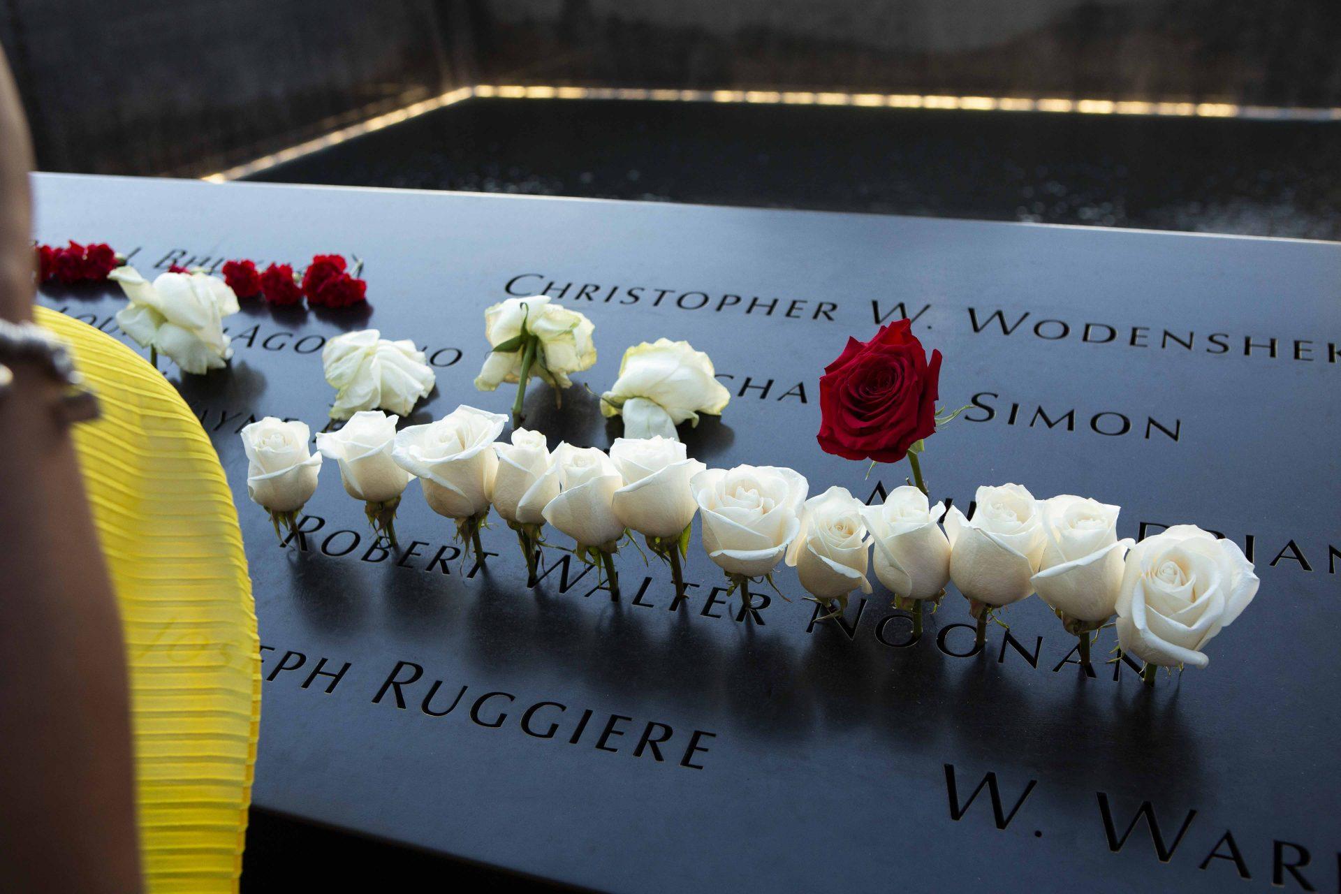 The National September 11 Memorial. (Image Credit: Hermann Rohr/ Vision Times)