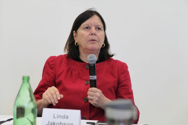 Ms. Linda Jakobson. (Image: Vision China Times Australia)