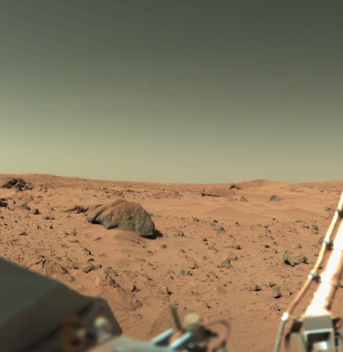 will try to use the natural resources available on Mars to create things that would facilitate human habitation.