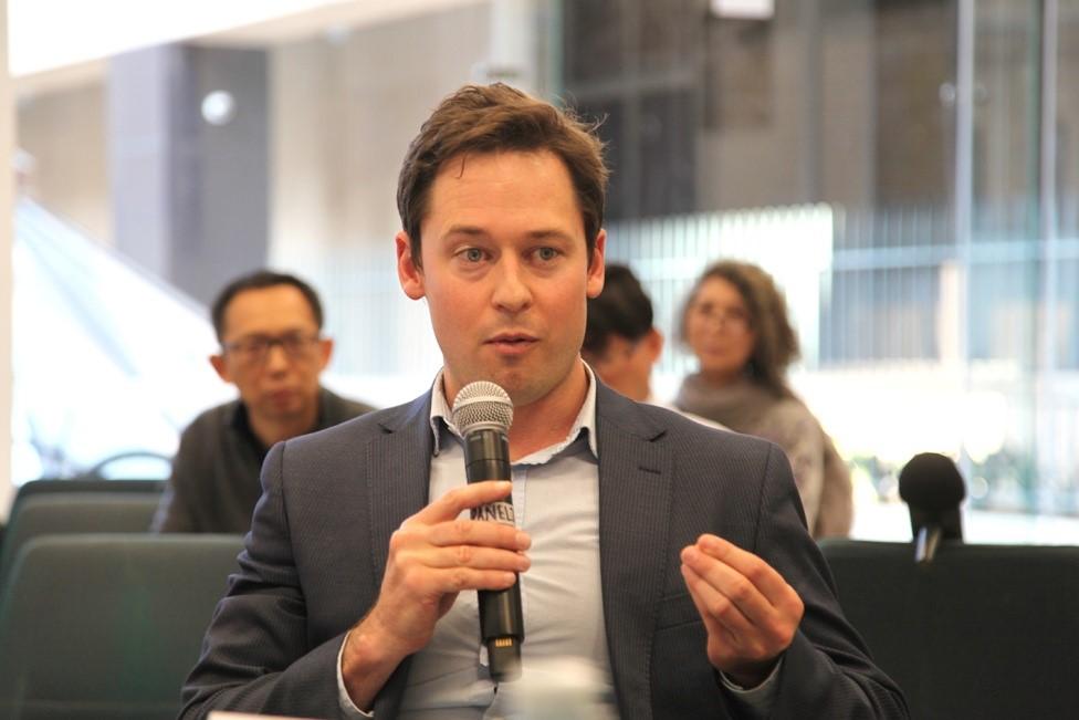 Mr Nick McKenzie. (Image: Vision China Times Australia)