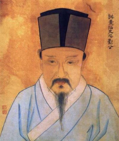 Portrait_of_Liu_Ji_by_Gu_Jianlong