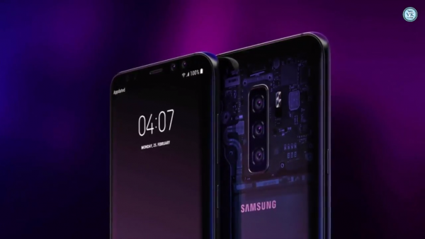The S10 might also beat Apple in one key technology – 5G connectivity. (Image: Screen Shot/ Youtube)