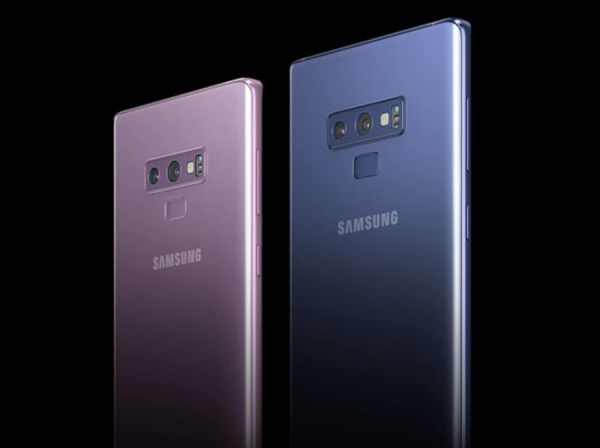 Samsung Note 9 users are reporting that their phones had spontaneously exploded into a ball of fire, putting the manufacturer into a new dilemma. (Image: Samsung / CC0 1.0)