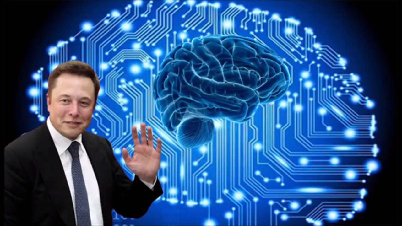 According to Musk, the best way to counter the threat of AI is by 'joining' them, referring to his Neuralink project that seeks to create a high bandwidth interface that connects the brain to machines, turning humans into cyborgs. (Image: Screen Shot/ Youtube)