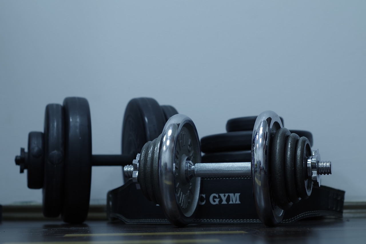 Waking up early in the morning can support muscle development. (Image via pixabay / CC0 1.0)