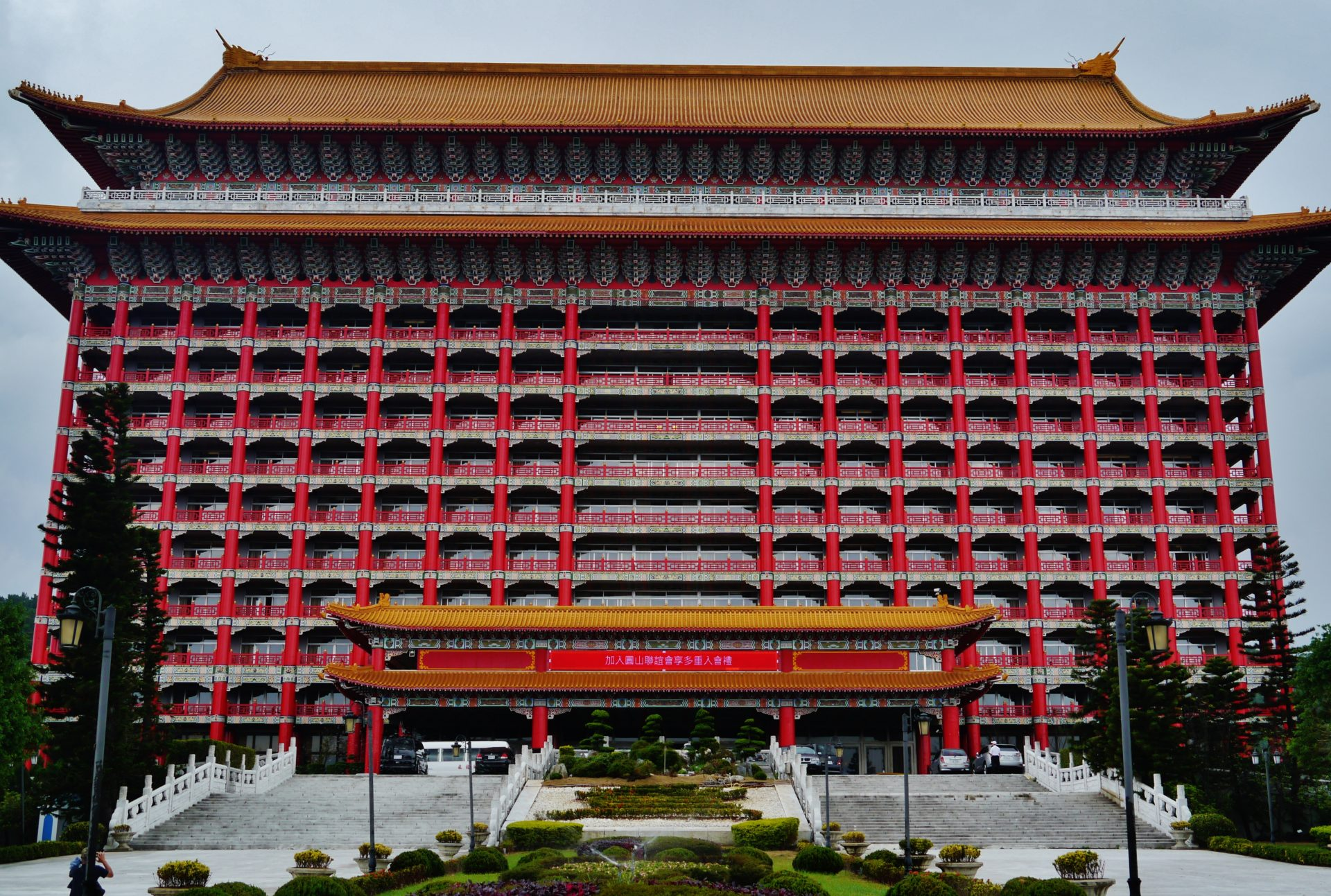 The Grand Hotel in Taipei City, Taiwan. (Image: Commons.wikimedia.org)