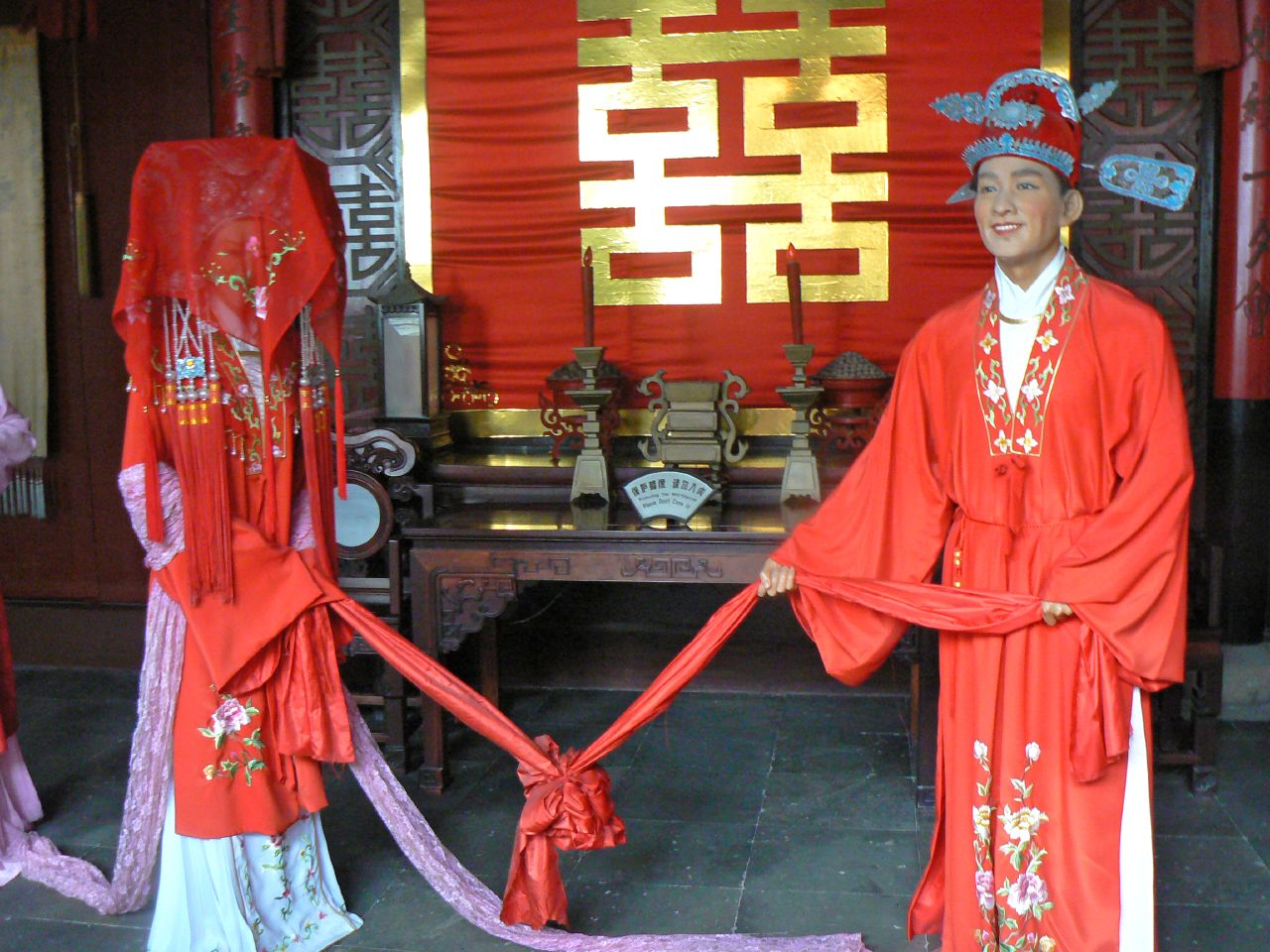 On hearing this, Emperor Guangwu aborted the idea of tying the knot between Princess Huyang and Song Hong. (Image: Ben Burkland Carolyn Cook via flickr CC BY 2.0 )